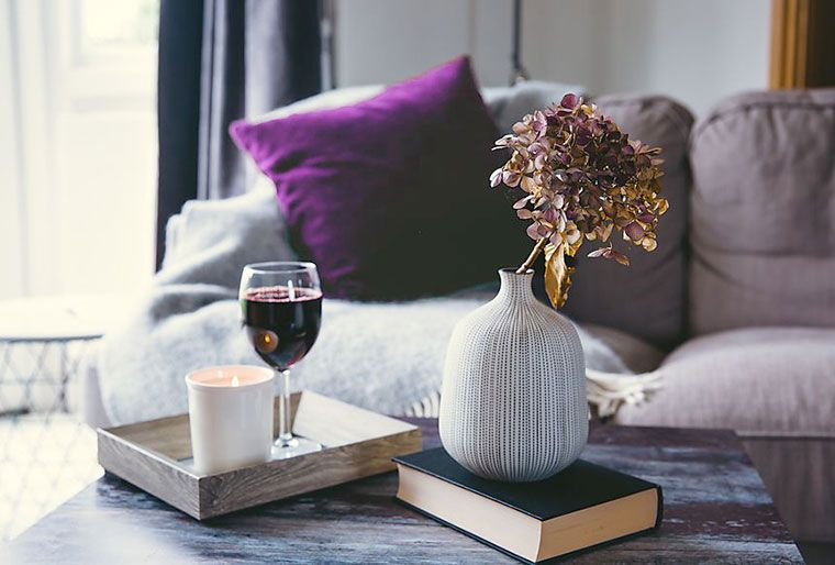 """Featured image for """"How to Decorate your Home with Purple"""""""