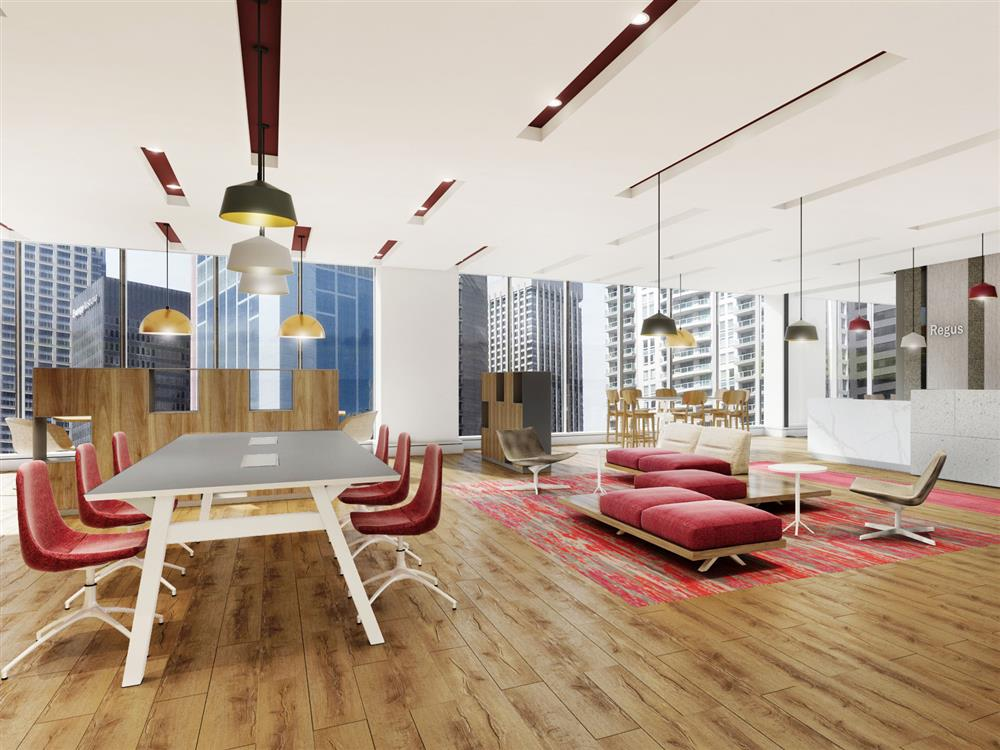 """Featured image for """"This World Square Office Is Far From Square"""""""