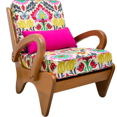 Upholstery transforms your chair