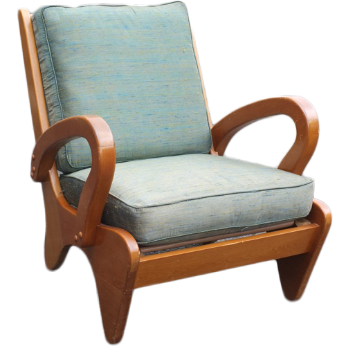 Upholstery Solutions - Chair before upholstery