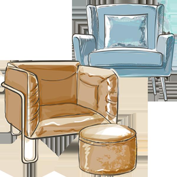 Upholstery Solutions - Custom Design
